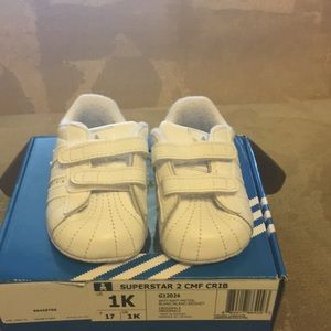 Adidas infants shoes